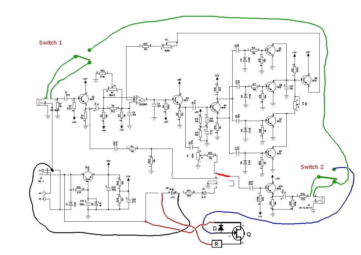 Schematics Whats Wrong With This Circuit Worst Wiring Diagram Bigcrush 2